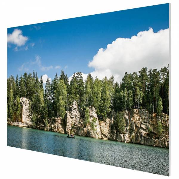 Celexon Rahmenleinwand Expert PureWhite 300 x 169