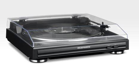 Marantz TT5005 Plattenspieler, schwarz