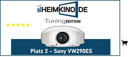 Sony VW290ES Testsieger kaufen