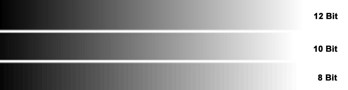 HDR_Graustufungen_Bit_Technik