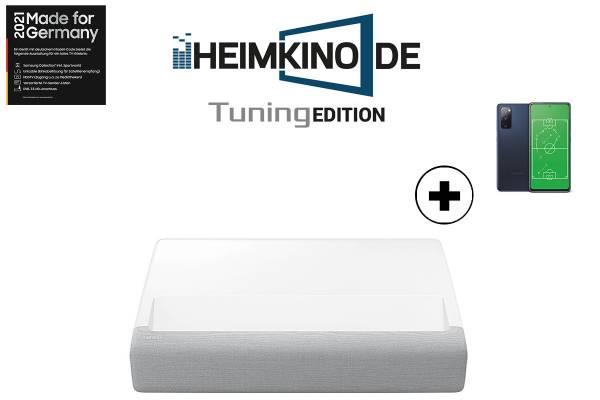 Samsung The Premiere LSP7T - 4K HDR Laser TV Beamer | HEIMKINO.DE Tuning Edition