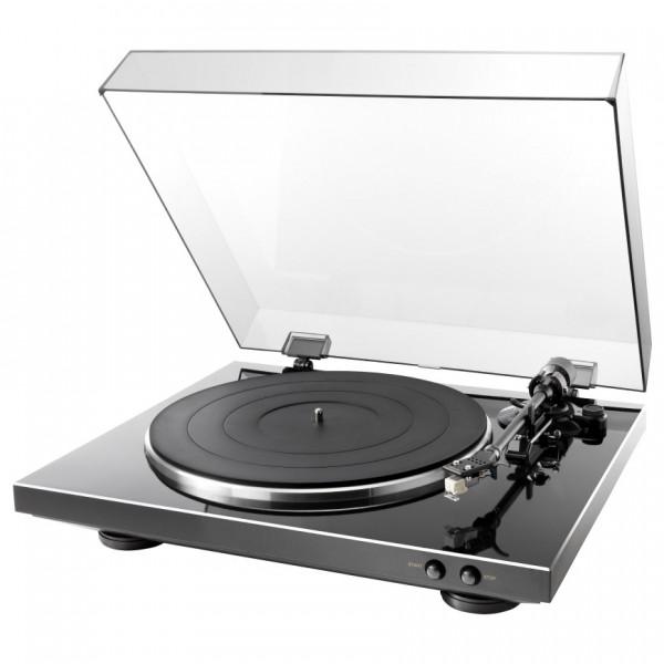 Denon Plattenspieler DP300F - schwarz
