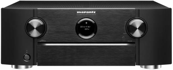 Marantz SR6015 AV-Receiver, schwarz