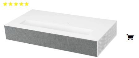 LG Vivo HU85LS Laser TV