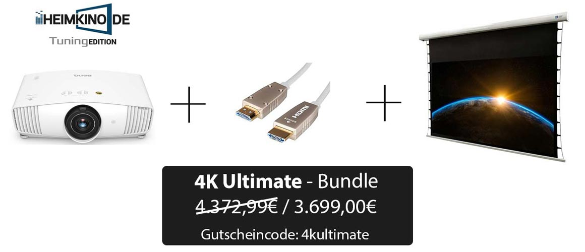 4K Ultimate Beamer Bundle