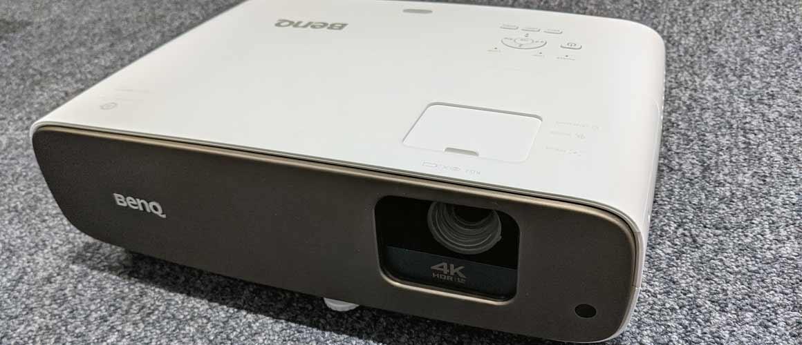 BenQ W2700 Design Beamer