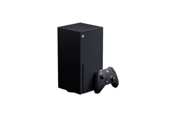 Microsoft Xbox Series X 1TB in Schwarz