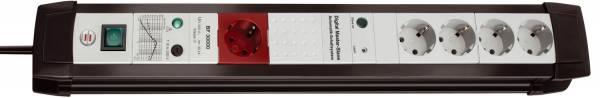 Brennenstuhl Premium-Line 30.000 A Überspannungsschutz-Automatiksteckdosenleiste