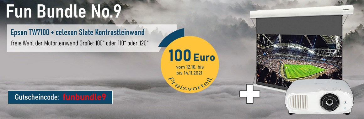 Epson TW7100 Funbundle 2021