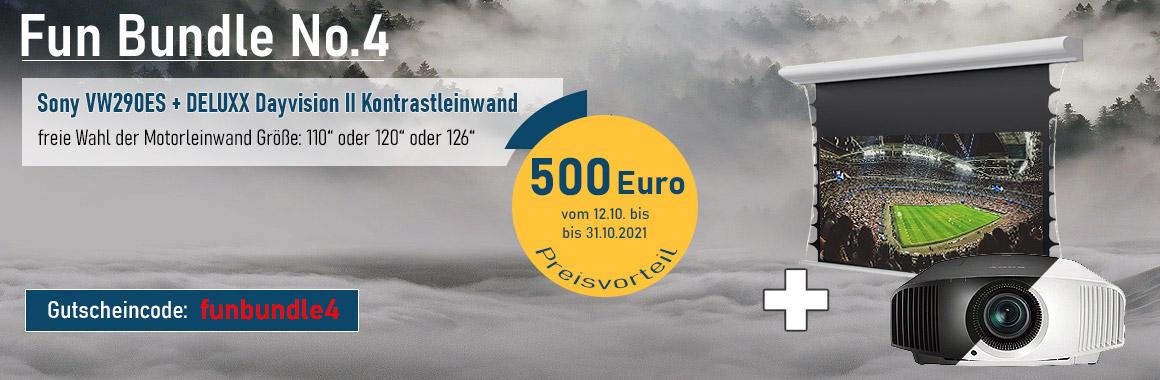 Sony VW290ES Funbundle 2021