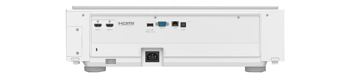 BenQ V7000i HDMI Steckplatz