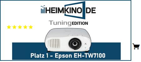 Epson TW7100 mit den idealen Bildeinstellungen kaufen
