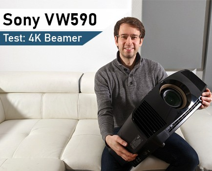 Sony_VW590_ES_Beamer_Test