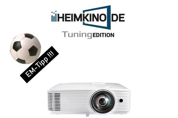 Optoma HD29HST - Full HD HDR Beamer   HEIMKINO.DE Tuning Edition