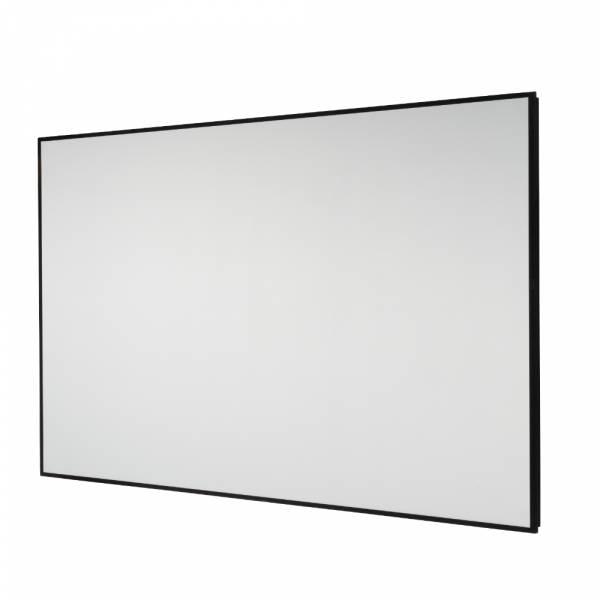 "celexon Slate Kontrastleinwand 280 x 158cm - 126"" SlimLine Rahmenleinwand"