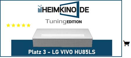 LG Vivo Laser TV Testsieger kaufen
