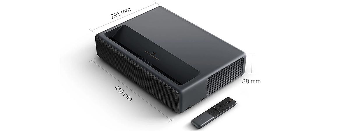 Xiaomi MI 4K Abmessungen