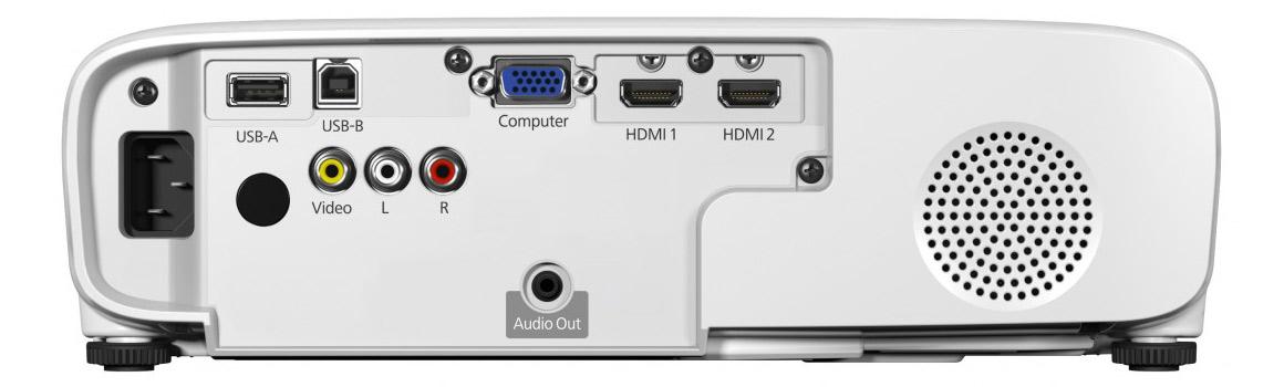 Epson TW750 HDMI Anschluss