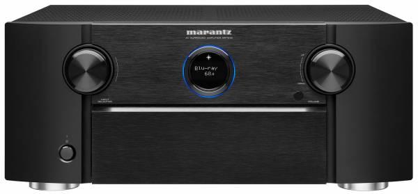 Marantz SR7015 Schwarz - 9.2 Kanal AV-Receiver | HEIMKINO.DE Tuning Edition