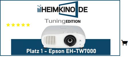 Epson TW7000 Beamer Testsieger kaufen