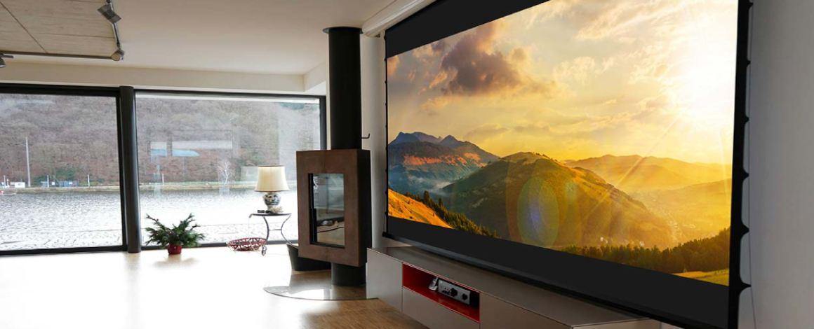 Heimkino Installation Acer M550BD