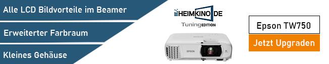 Epson TW750 Heimkino Beamer