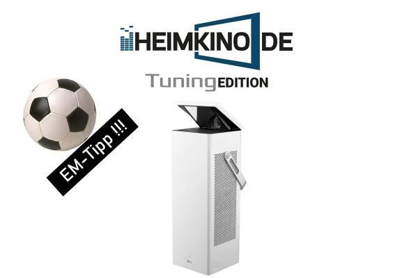 LG Presto HU80KSW - 4K HDR Laser Beamer   HEIMKINO.DE Tuning Edition