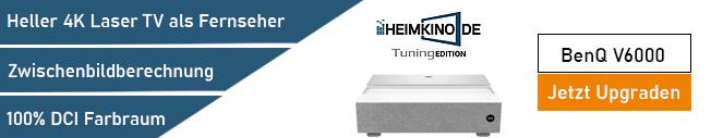 BenQ V6000 Laser TV mit Fachberatung kaufen