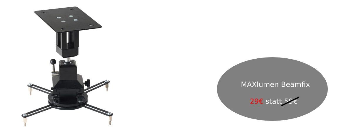 Beamfix Beamer Deckenhalterung