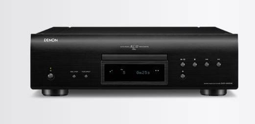 Denon DCD-1600NE, schwarz