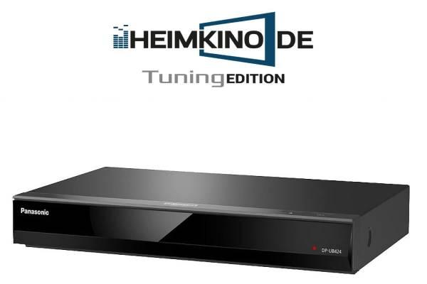Panasonic Ultra HD Blu-ray-Player DP-UB424, schwarz