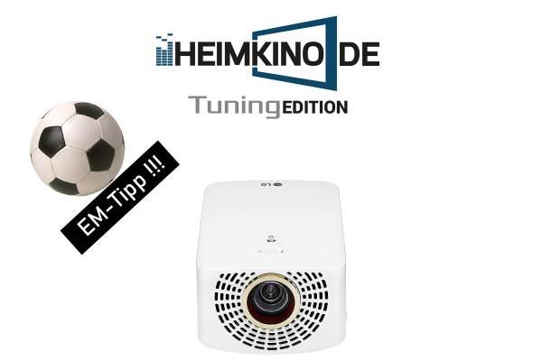 LG Largo 2.0 HF60LS - Full HD LED Beamer   HEIMKINO.DE Tuning Edition