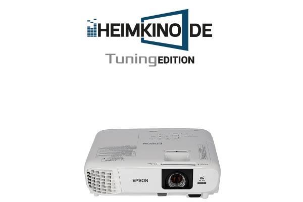 Epson EB-FH06 - Full HD 3D Beamer | HEIMKINO.DE Tuning Edition