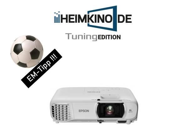 Epson EH-TW750 - Full HD 3D Beamer | HEIMKINO.DE Tuning Edition