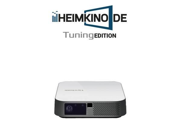 ViewSonic M2e - Full HD LED Beamer   HEIMKINO.DE Tuning Edition