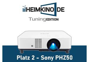 Sony PHZ50 Laser Full HD Gewinner