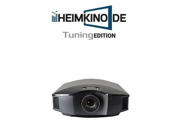 Sony VPL-HW65ES Schwarz - Full HD 3D Beamer | HEIMKINO.DE Tuning Edition
