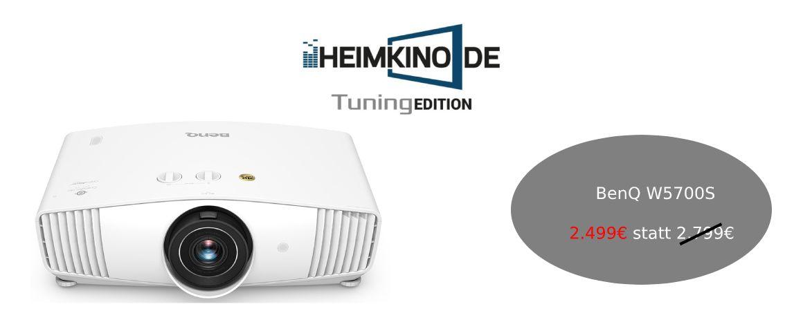 BenQ W5700S Heimkino Beamer kaufen