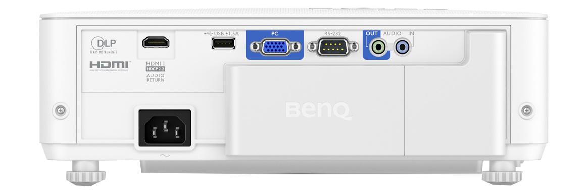 BenQ TH685i Anschluss
