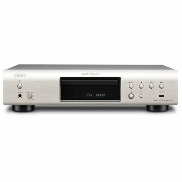 Denon Dcd-720ae CD-Player silber