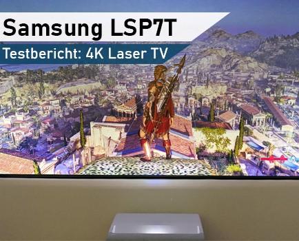 Samsung_LSP7T_Laser_TV_Test