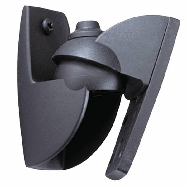 Vogels VLB 500 Lautsprecher Wandhalter bis 5 kg, Schwarz