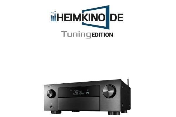 Denon AVC-X4700H 11.2 Kanal 8K-AV-Receiver, schwarz