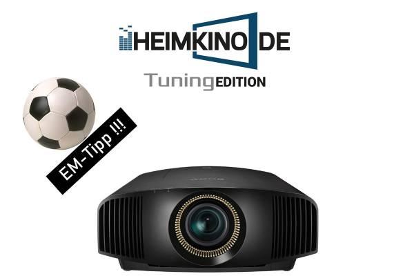 Sony VPL-VW590ES Schwarz - 4K HDR Beamer   HEIMKINO.DE Tuning Edition