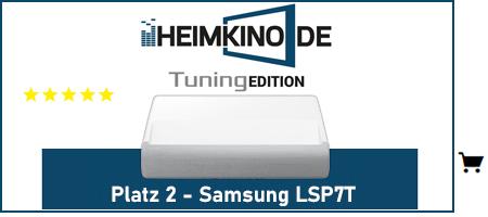 Samsung LSP7T Laser TV Testsieger kaufen