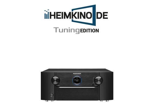 Marantz AV7706 Schwarz - 11.2 Kanal AV-Vorstufe | HEIMKINO.DE Tuning Edition
