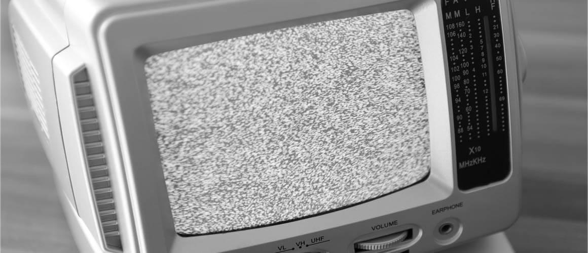 Der kleine Rec709 Farbraum eines Röhrenfernseher