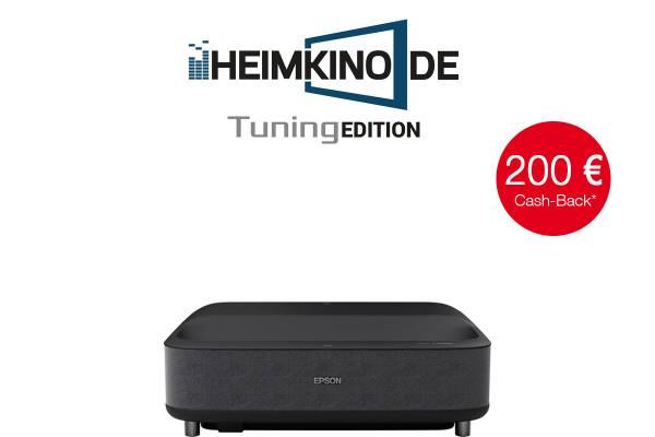 Epson EH-LS300B - Full HD HDR Laser TV Beamer   HEIMKINO.DE Tuning Edition