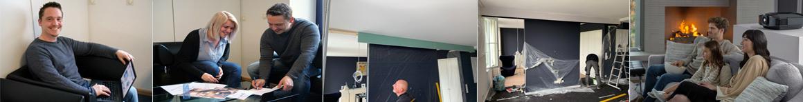 Beratung Aufstellung Installation Heimkino
