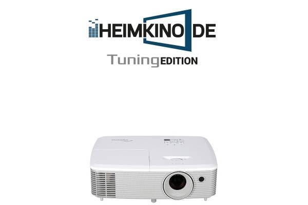 Optoma EH400+ - Full HD 3D Beamer | HEIMKINO.DE Tuning Edition
